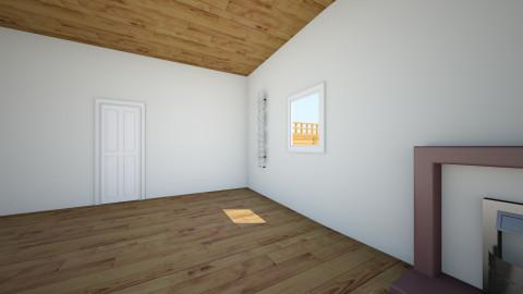 my house - Modern - Living room - by Britney Jeschonek