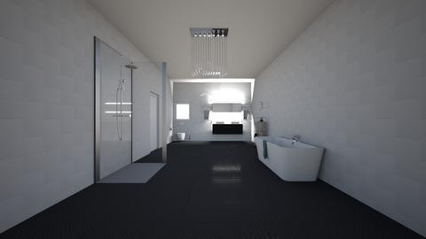ordinary bathroom - Bathroom - by Lmbiglow6