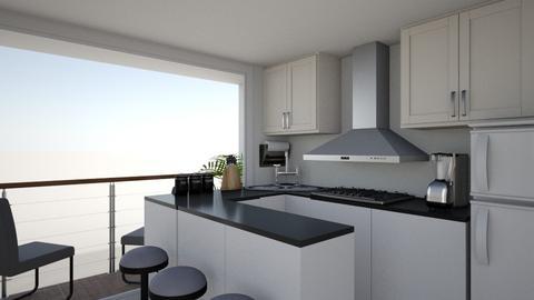 Cocina de vanessa - Kitchen - by danielestrada971102