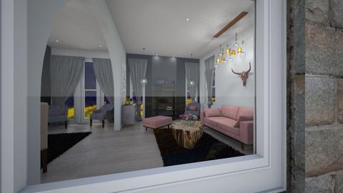 Look through my window - Classic - Living room - by JarvisLegg