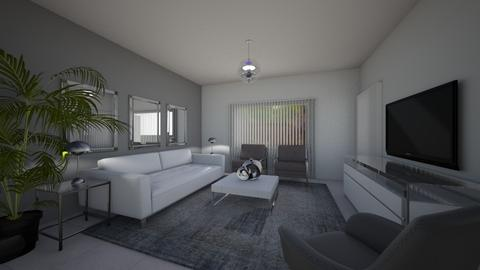 St Augustine - Modern - Living room - by Daisy de Arias