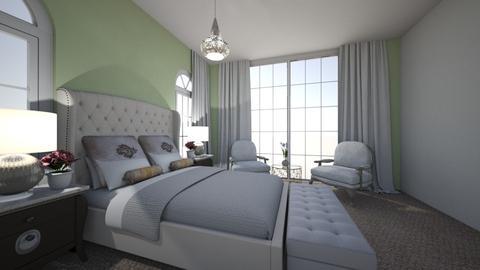 Spavaca soba - Bedroom - by Hilda Ni