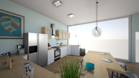 hamilton kitchen cali - Kitchen - by GeneralSweet17