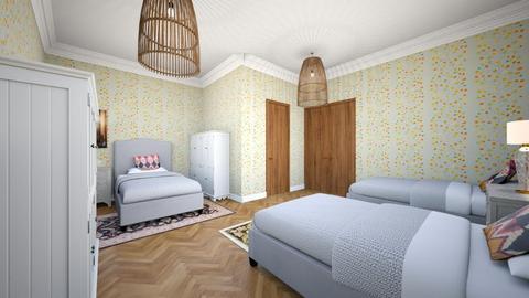 bedroom - Classic - Bedroom - by Bianca Interior Design