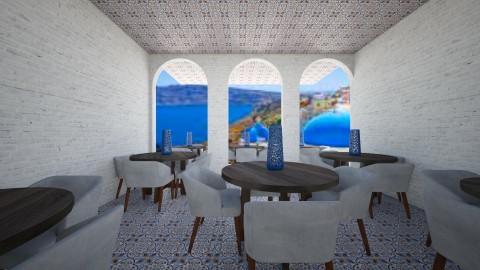 Restaurant - Dining room - by muellerbri