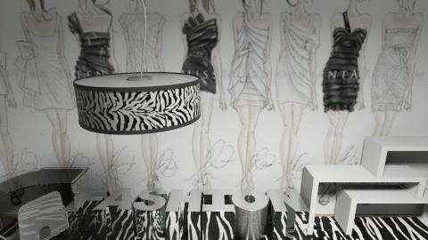 Fashion Zebra - Glamour - by conrad3120