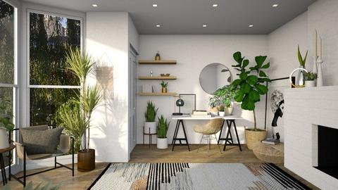 urban home office - Office - by StienAerts