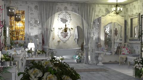 Romance II The Heritage - Feminine - Bathroom - by LuzMa HL