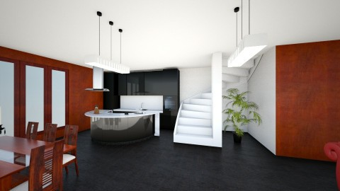 SALA - Living room - by Juliana Soares_443