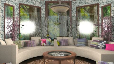 così - Glamour - Living room - by livia87