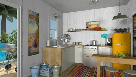 Guys Beach Shack - Eclectic - by LizyD