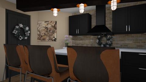 my kitchen - Kitchen - by kla