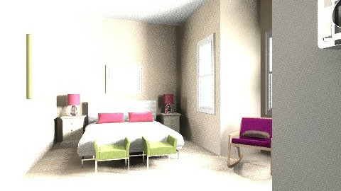 Bedroom 1 - Bedroom - by lollybodis
