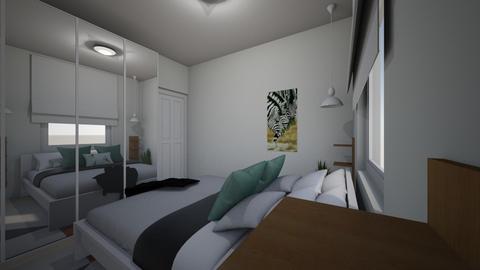 Ronit Shorer 4 - Bedroom - by erlichroni