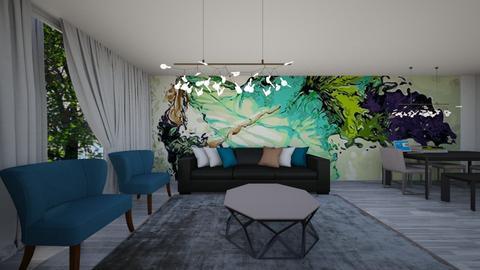 livingroom 2932 - Living room - by ayalamoreno