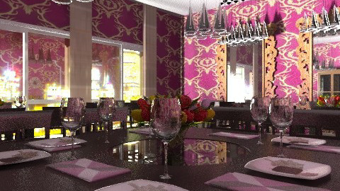 Dine in Style - Glamour - by natural11