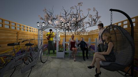 Park - Garden - by trangtuankiet