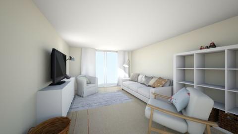 Salon - Living room - by Saradan
