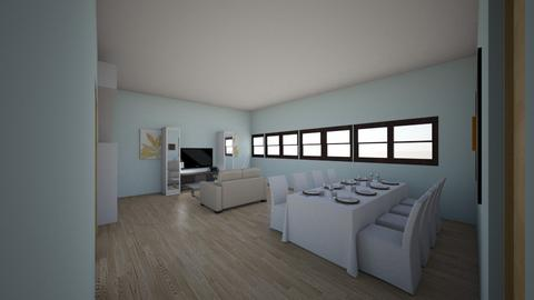 New Living room - Modern - Living room - by Uditi2