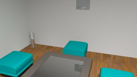 Oficina1 - Modern - Office - by cmlara25