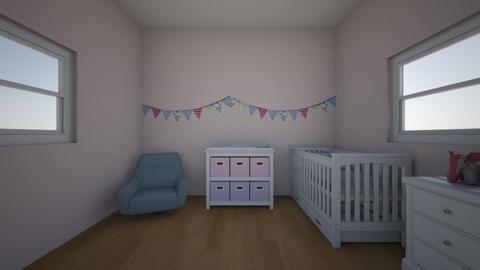 nursery - Kids room - by damariiiss