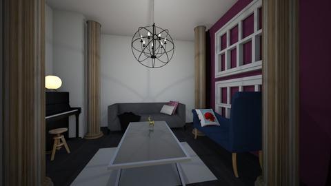 pillar amazing - Glamour - Living room - by jaiden2006