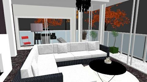 Livingroom 3 - Modern - Living room - by oxigen