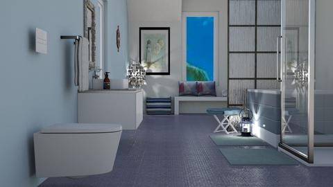 Nautical Bath - by Joanne Galle_680