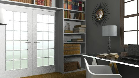 home office - Eclectic - Office - by fre82