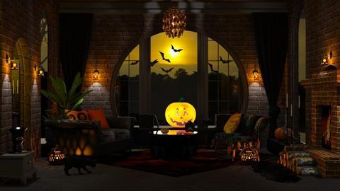 Halloween - by ZsuzsannaCs