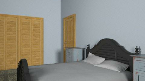 bedroom - Bedroom - by Katelynn