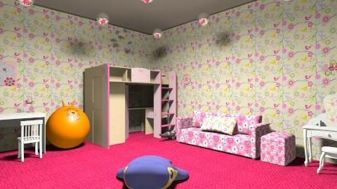 kids room - Kids room - by ali shayesteh