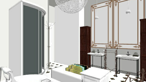 master 160 - Bathroom - by Mulligan Maria