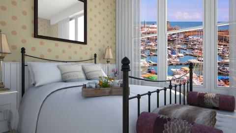 Bedroom Harbour BB - Bedroom - by Alejandra Urq