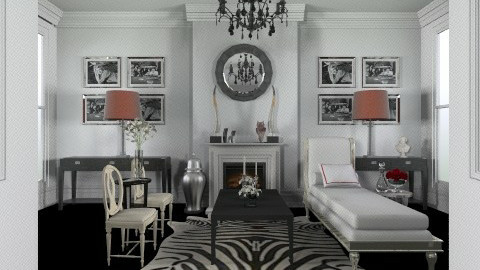 London Apartment - Classic - Living room - by Baustin