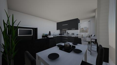 modern loft apartment - Modern - Office - by jade1111