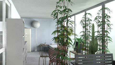 RI - Minimal - Garden - by yolandalau
