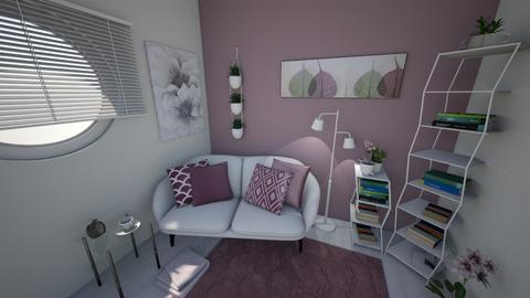 cosy corner - by hayleyxoxo