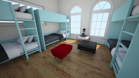 Hostel - by marco666
