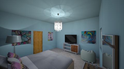 1 - Bedroom - by camila1234567