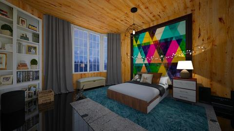 b u - Bedroom - by Life with Jenna