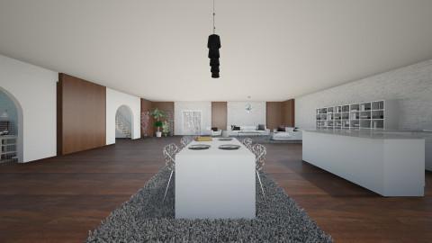 Modern house 03 - Modern - by Keliann