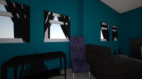 Master Bedroom - by joydarlene