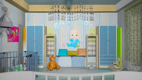 newborn 88 - Bedroom - by Antica