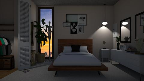 modern play - Bedroom - by allday08