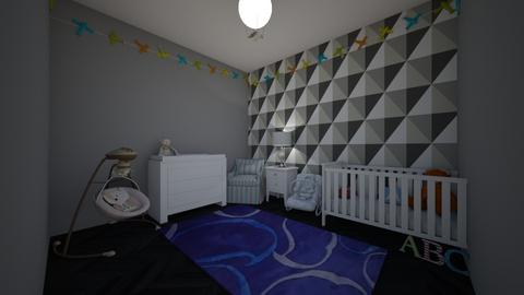 June  27  2019 - Kids room - by briellej81