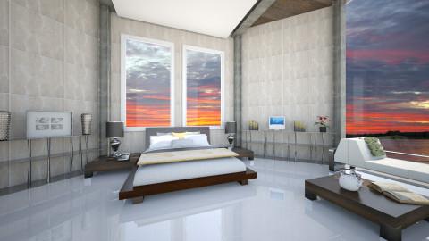 Sleep perchance to dream. - Eclectic - Bedroom - by Varsha Liston
