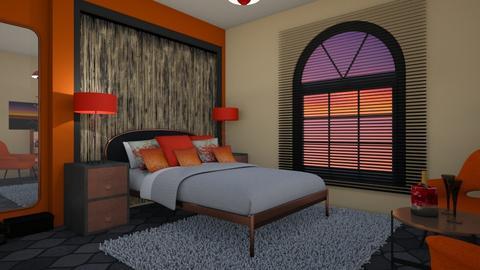 Ibiza room - Bedroom - by CCPompey