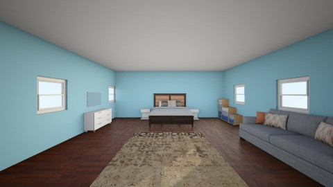 Parents House - Modern - Bedroom - by sarah4842