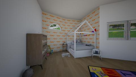 kid room - Kids room - by RacesJalina